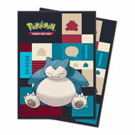 Ultra PRO Pokemon Snorlax Deck Protector 65-ct, poledjina