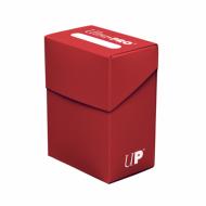 Ultra PRO Plain Red Deck Box , Kutijica