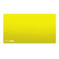 Ultra Pro Plain Playmat Yellow, Podlooga za igru