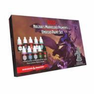 Nolzurs Marvelous Pigments Undead Paint Set, farbanje minijatura, hobi, wargames, Hobby Set za farbanje figurica i modela