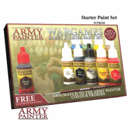 Starter Paint Set, farbanje minijatura, hobi, wargames, Hobby Set za farbanje figurica i modela