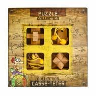 Expert Wood Puzzle, Hanayama, Eureka, Puzzle, logičke puzzle, mozgalice, žičane puzzle, glavolomke