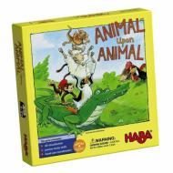Edukativna igra Animal upon Animal, haba, Kutija