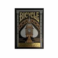 Bicycle Architectural Wonders of the World, tarot karte, karte za igranje, bicycle karte, društvene igre, prodaja Beograd, Srbija, kartične igre, igre za decu, porodične igre