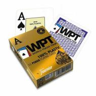 Fournier WPT Gold Edition Blue Poker Playing Cards, karte za poker, karte za igranje, poker, beograd, playing cards