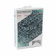 Bicycle Neon, tarot karte, karte za igranje, bicycle karte, društvene igre, prodaja Beograd, Srbija, kartične igre, igre za decu, porodične igre