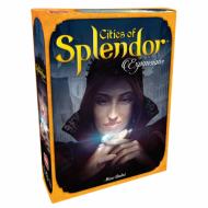 Ekspanzija za drustvenu igru Splendor, Cities of Splendor, kutija