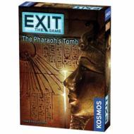 Exit The Pharaoh's Tomb, escape room, party game, zabava, misterija, zagonetke