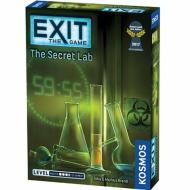 Exit The Secret Lab, escape room, party game, zabava, misterija, zagonetke