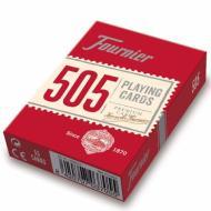 Fournier 505 Red, karte za poker, karte za igranje, poker, beograd, playing cards