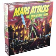 Drustvena igra Mars Attacks Miniature game, kutija