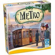 Metro društvena igra, drustvene igre beograd, board game, poklon, party, logicka igra, igra