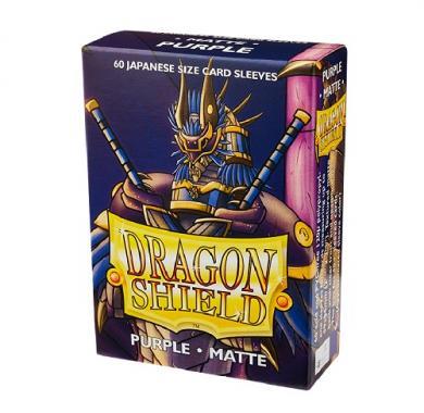 Dragon Shield - Purple Matte (small)