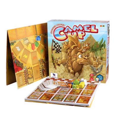 Camel Up!, Drustvena igra, porodicna igra, igra za poklon, zabava, poklon, beograd, srbija, prodaja drustvenih igara