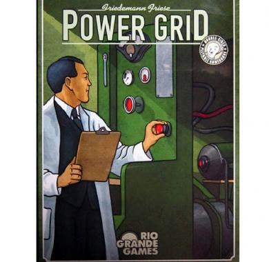 Drustvena igra Power Grid