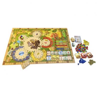 Drustvena igra Tzolk'in The Mayan Calendar, Party game, zabavna igra, poklon, beograd, board game, card game, kartična igra, društvena igra, zabava