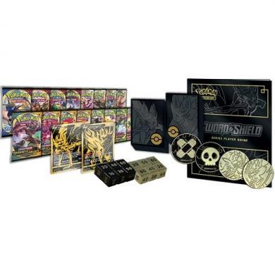 Pokemon TCG Sword & Shield Ultra-Premium Collection (Zacian & Zamazenta), Drustvena igra, porodicna igra, igra za poklon, zabava, poklon, beograd, srbija, online prodaja drustvenih igara