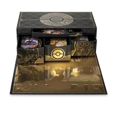 Pokemon TCG Sword & Shield Ultra-Premium Collection (Zacian & Zamazenta), Drustvena igra, porodicna igra, igra za poklon, pokemon, prodaja, beograd, tcg, crtać, zabava, poklon, beograd, srbija, online prodaja drustvenih igara