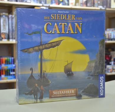 Drustvena igra The Settlers of Catan Seafarers Expanzija