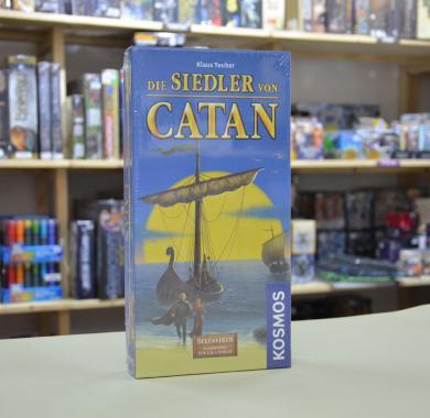 Drustvena igra The Settlers of Catan Seafarers Extenzija