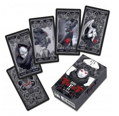 Fournier XIII Tarot, tarot karte, karte za igranje, bicycle, društvene igre, prodaja Beograd, Srbija, kartične igre, igre za decu, porodične igre