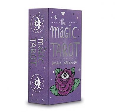 Fournier The Magic Tarot, tarot karte, karte za igranje, bicycle, društvene igre, prodaja Beograd, Srbija, kartične igre, igre za decu, porodične igre